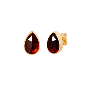 Boucles d'oreilles Perles de Sang